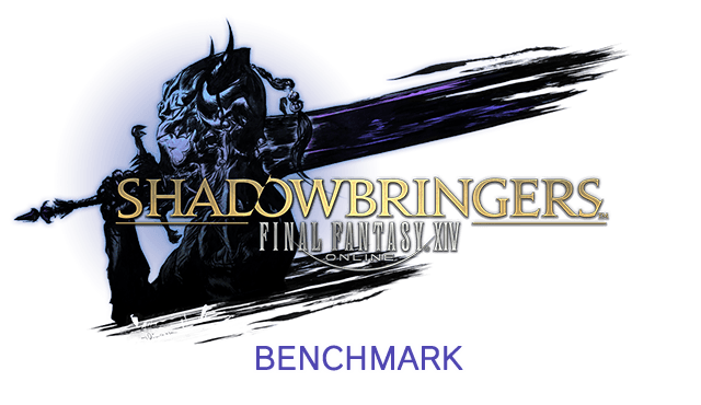 FINAL FANTASY XIV: Shadowbringers-Benchmark