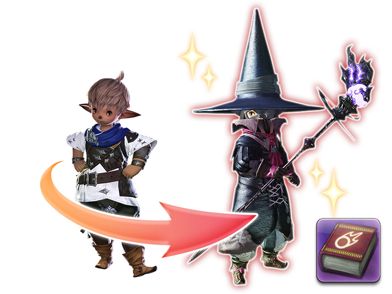 Tales of Adventure: One Black Mage's Journey II