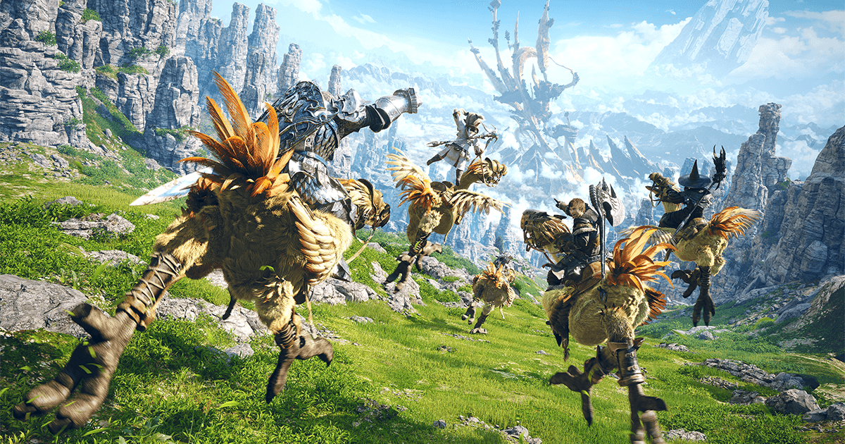 final fantasy 14 free to play 2018