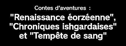 Contes d'aventures:<br />