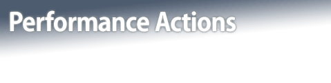 Performance Actions
