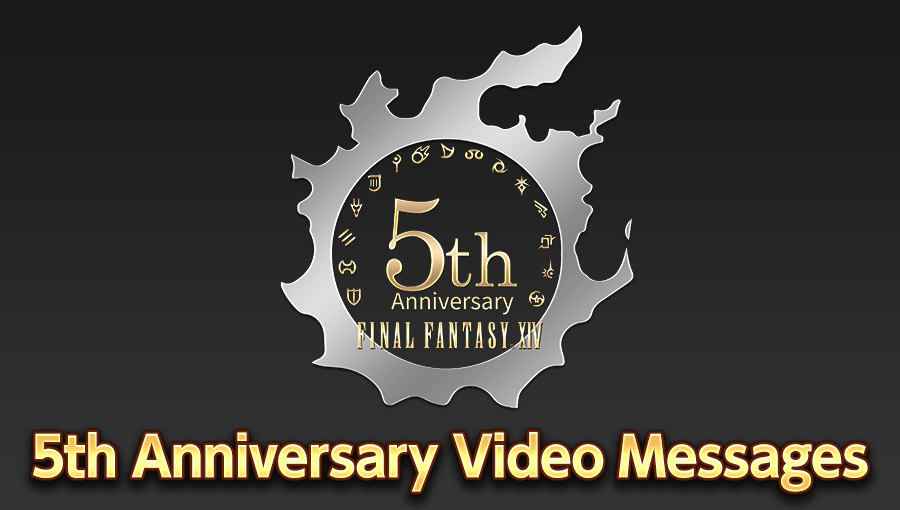 5th Anniversary Video Messages