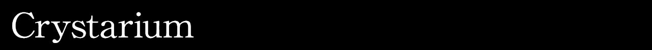 Crystarium