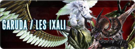 Garuda/Les Ixali