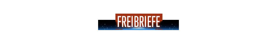 Freibriefe