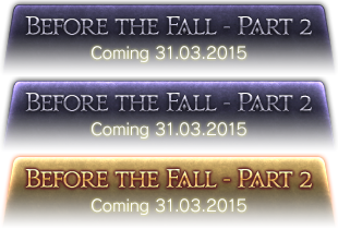 Before the Fall - Part II