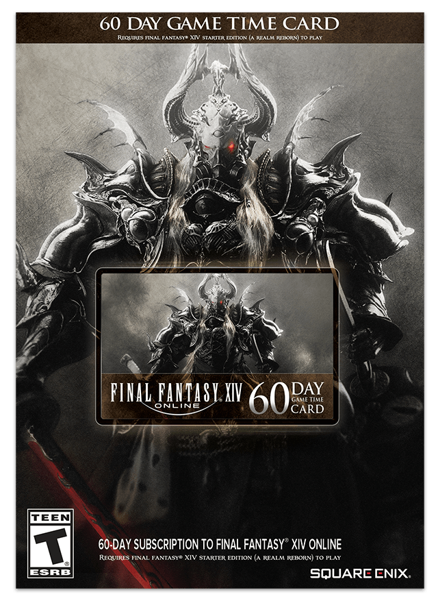 FINAL FANTASY XIV Product Page