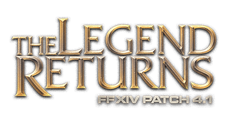 The Legend Returns