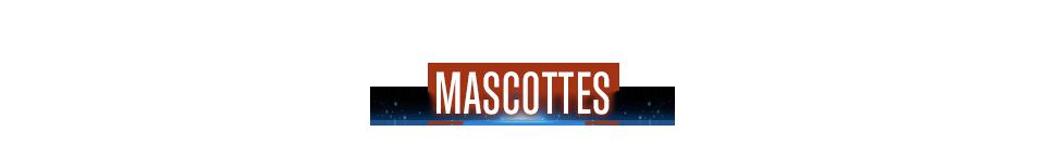 Mascottes