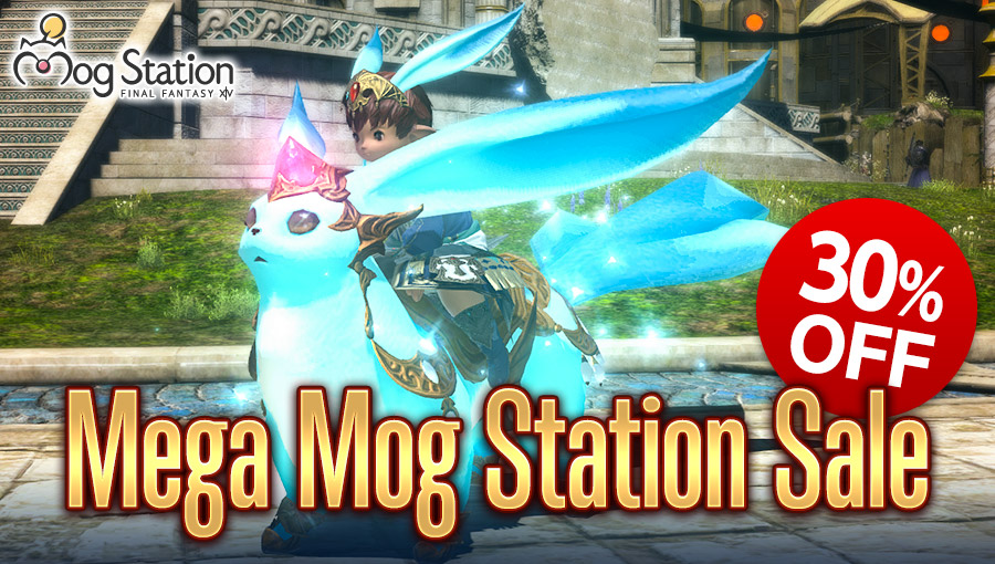 Mega Mog Station Sale