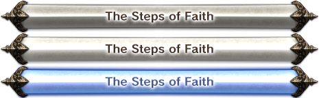 The Steps of Faith
