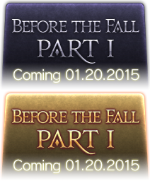 Before the Fall - Part I