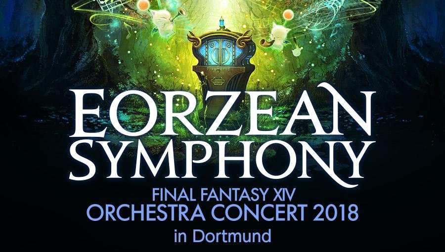 FINAL FANTASY XIV Orchestra Concert 2018 -Eorzean Symphony-in Dortmund