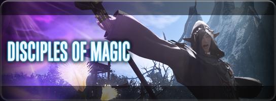 DISCIPLES OF MAGIC