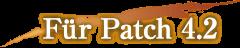 Für Patch 4.0