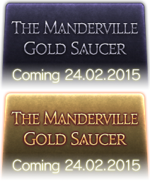 The Manderville Gold Saucer