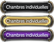 Chambres individuelles