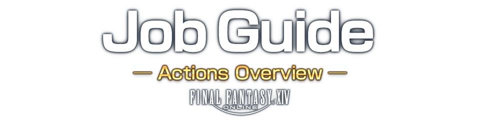 Job Guide Actions Overview