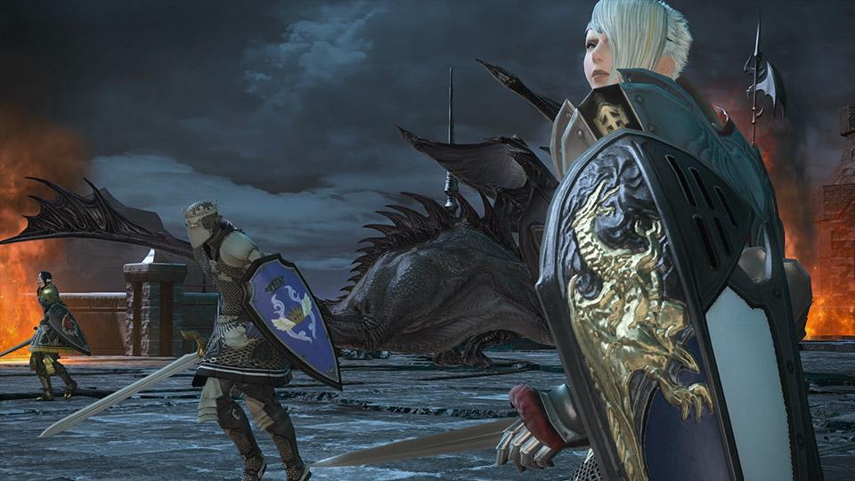 FINAL FANTASY XIV: Heavensward | Revenge of the Horde