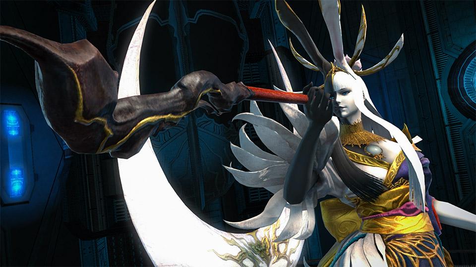 Final Fantasy Xiv Stormblood Under The Moonlight