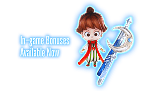 In-game Bonuses Available Now