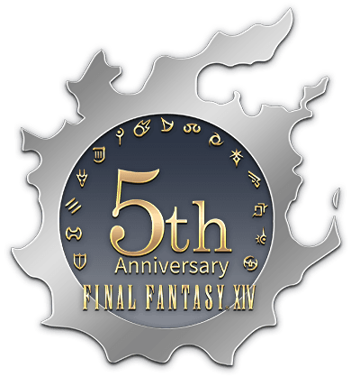 FINAL FANTASY XIV 5th Anniversary
