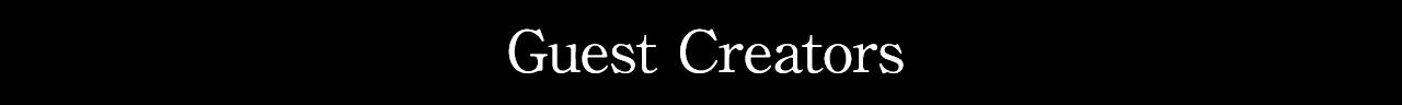 Guest Creators