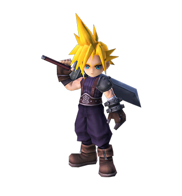 Fan Festival Cloud Minion Arrives February 2 | FINAL FANTASY