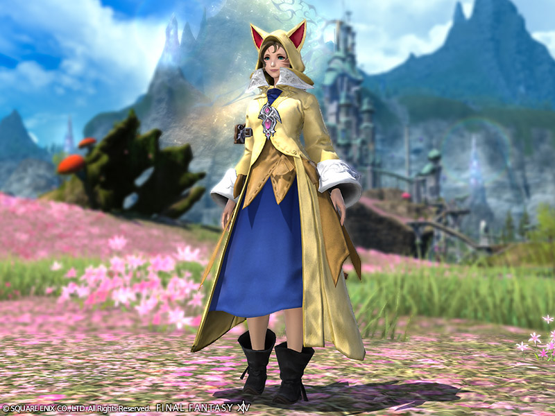 New Optional Items & Mega Mog Station Sale! | FINAL FANTASY