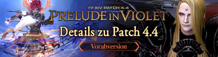 Vorab Details Zu Patch 44 Final Fantasy Xiv Der Lodestone