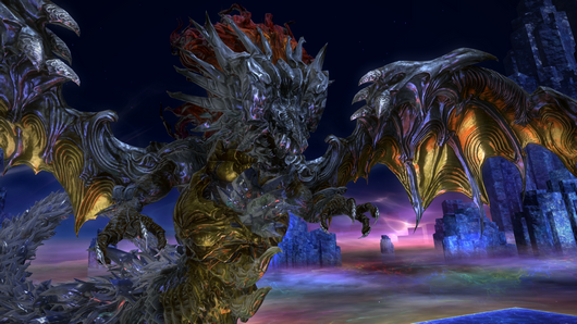 How to beat Shinryu Tips and Guide   FFX Game8