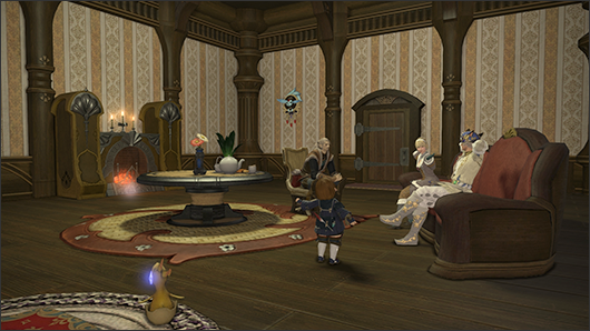 Pricing For Private Chambers 300 000gil