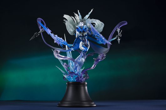 Final Fantasy Xiv Meister Quality Shiva Figure Coming Soon