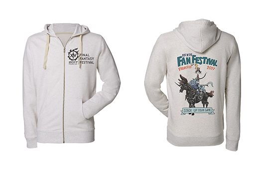 Exclusive Merchandise Pre-purchases for Fan Fest Ticket