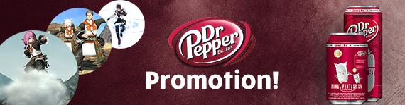 Dr Pepper-Kampagne verlängert!