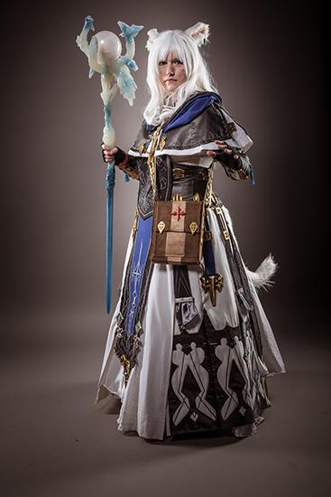 ffxiv warrior cosplay - photo #27