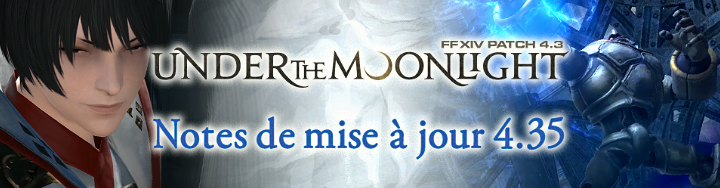Final Fantasy XIV Stormblood - Patch 4.35 Under the Moonlight