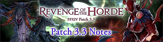 We Are Pleased To Announce That The Patch Notes For 33