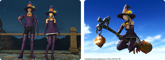 New Optional Items Available!   FINAL FANTASY XIV, The Lodestone