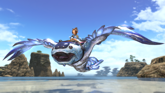 4 55 New Minions/Mounts & Collectibles : ffxiv