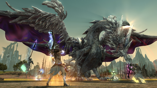 Final Fantasy XIV Patch V4 55 Launches With    - atlgn com