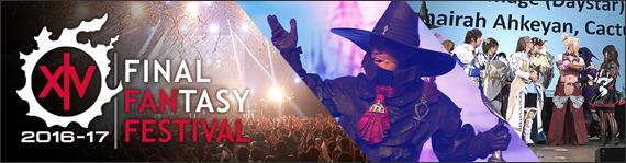 Announcing FFXIV Fan Festival 2016-2017!   FINAL FANTASY XIV