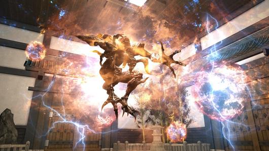 Final Fantasy XIV Unlocks Heaven-on    - atlgn com