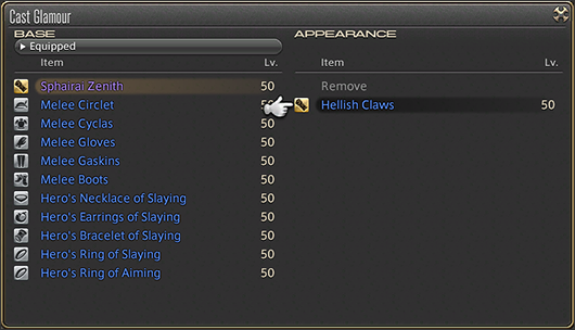 ff14 how to get glamour prism