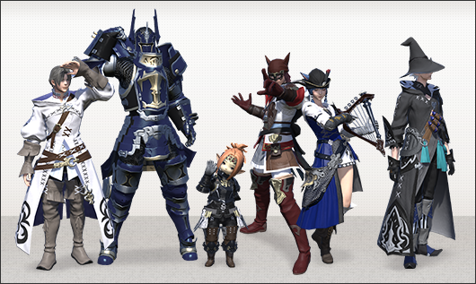 Glamours And Gear Preview 03 20 2014 Final Fantasy Xiv
