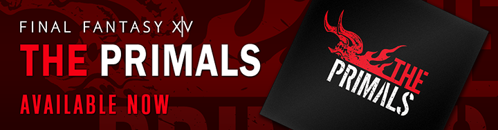 THE PRIMALS Debut Album Out Now! | FINAL FANTASY XIV, The Lodestone