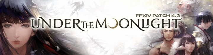 Final Fantasy XIV - Under the Moonlight