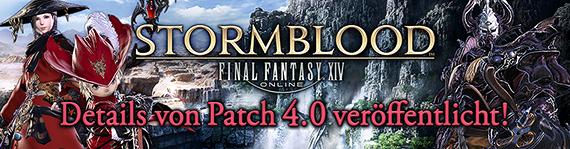 Veröffentlichung Der Details Zu Patch 40 Final Fantasy Xiv Der