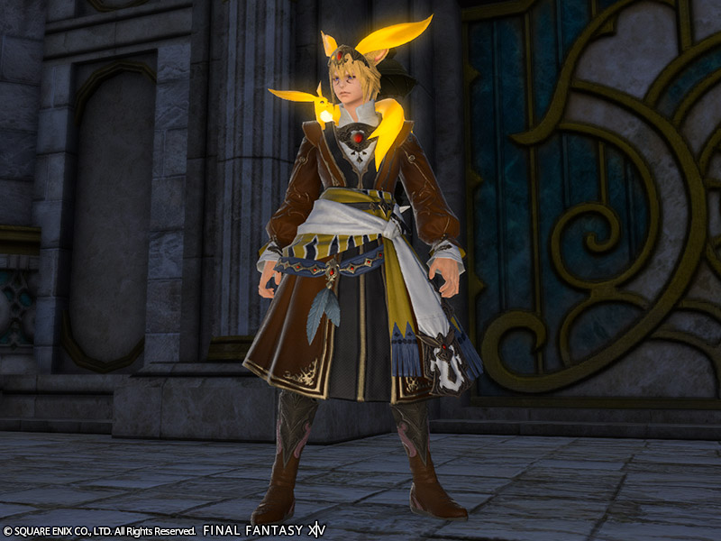 squall outfit ffxiv