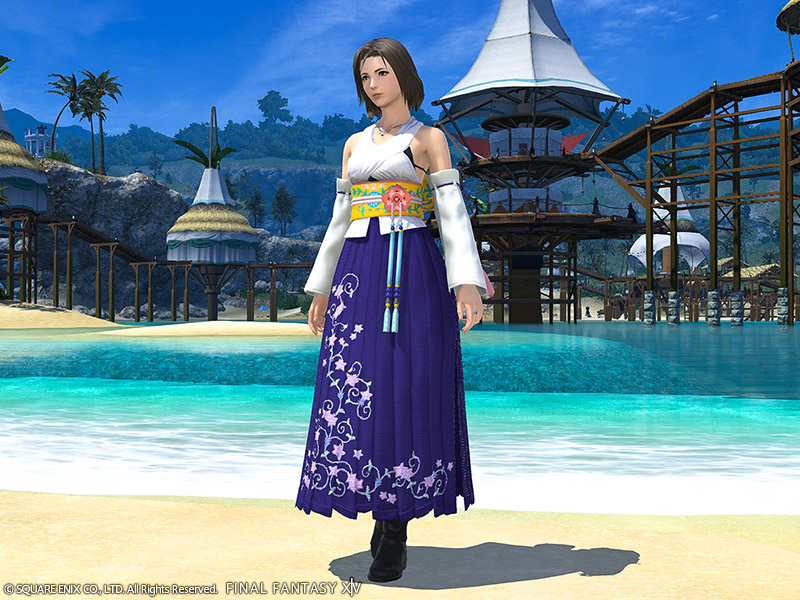 Ff14 Yuna Outfit — Available Space Miami